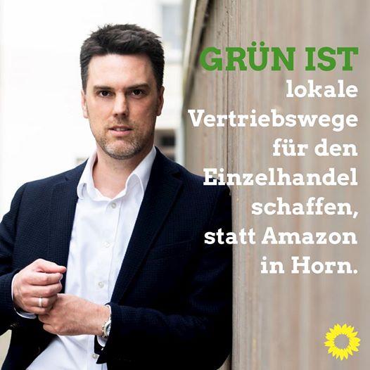 Lokale Vertriebswege auch im Internet – statt Amazon in Horn